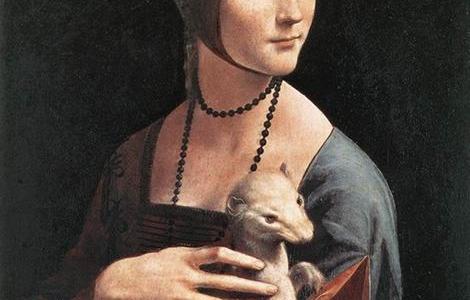 Dama com Arminho, Leonardo da Vinci