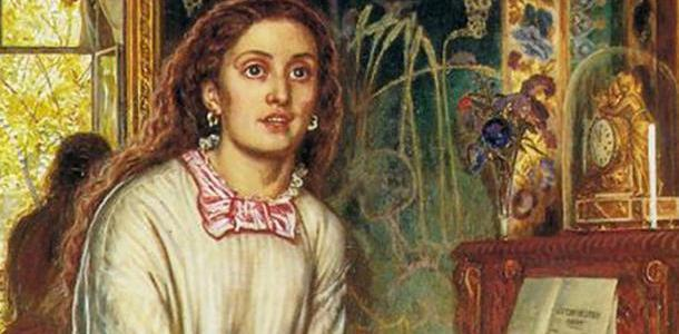 O Despertar da Consciência, Willian Holman Hunt