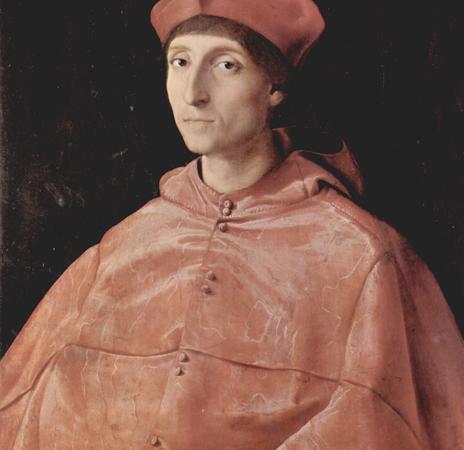 O Cardeal, Rafael Sanzio