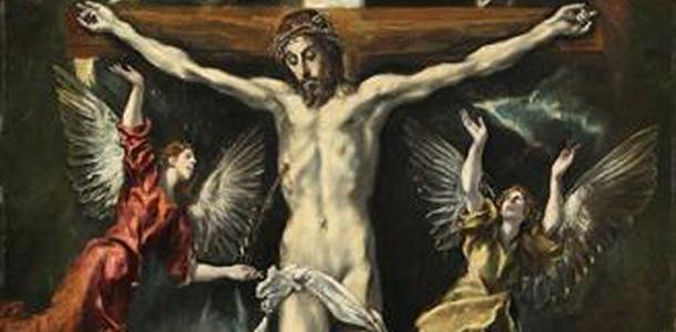A Crucificação, El Greco