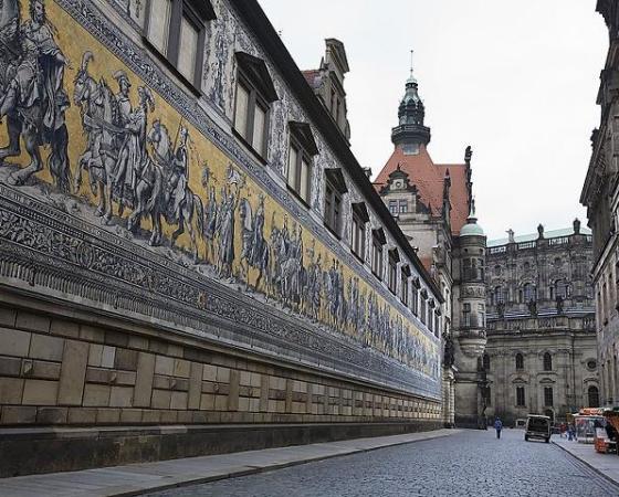 Residenzschloss: Palácio Real de Dresden