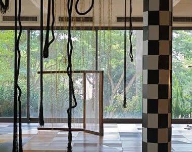 Vazios, Intervalos e Juntas | MASP | Casa de Vidro