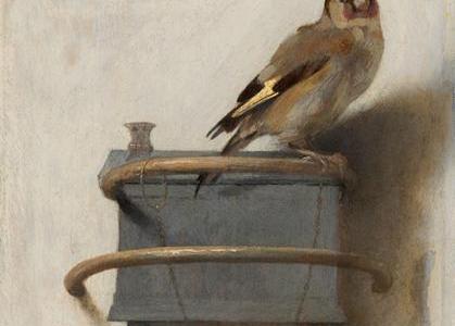 O Pintassilgo, Carel Fabritius