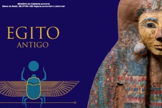 Visite o Egito Antigo no CCBB SP