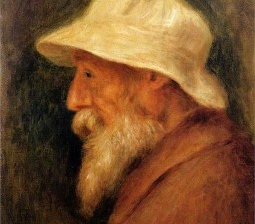 Autorretrato, Renoir