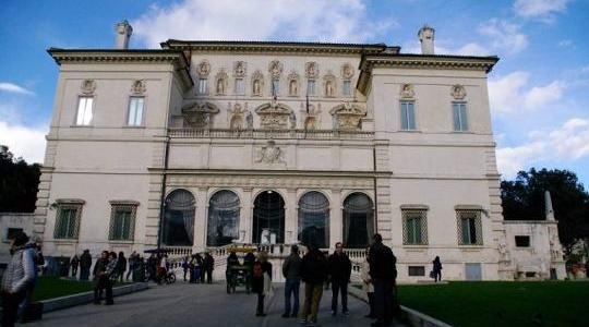 Galleria Villa Borghese