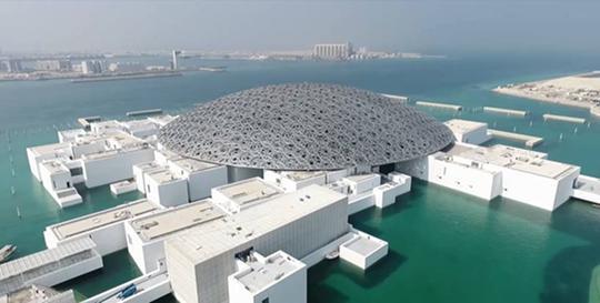 Museu Louvre de Abu Dhabi