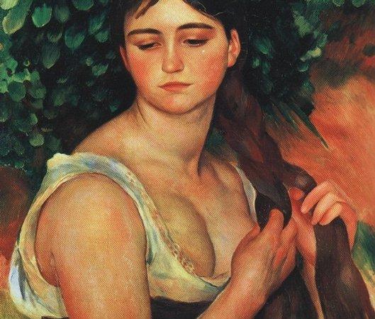 A Trança, Renoir