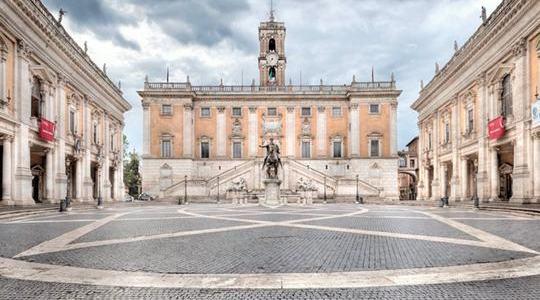 Museus Capitolinos – Roma – Itália