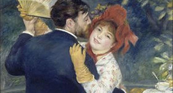 Dançando com Renoir