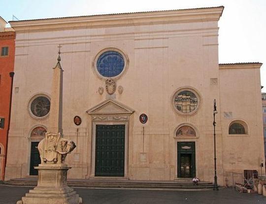 Obeliscos em Roma