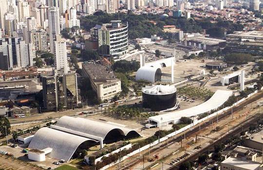 Memorial da América Latina – São Paulo