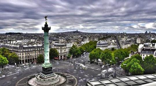 Coluna de Julho | Paris