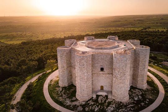 Castel del Monte   Puglia   Itália