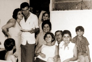 Gastone em família