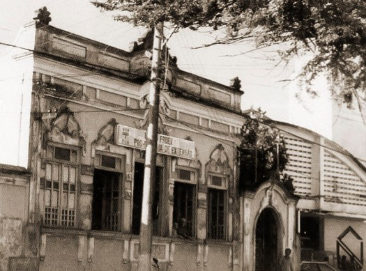 Casa onde viveu e morreu na antiga Rua Mello Moraes, 306, hoje Rua do Apolo