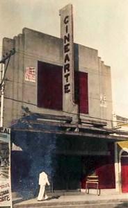 Cinearte nos anos 50, antes de fechar para reforma