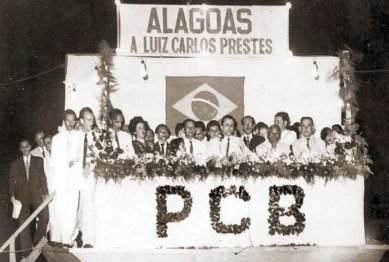 Preste em Alagoas na campanha de 1946