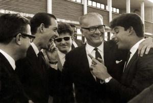 Com Ib Gatto Falcão e outros amigos
