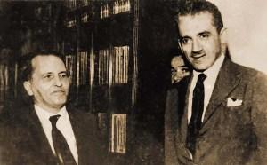 Luiz Carlos Prestes e Muniz Falcão