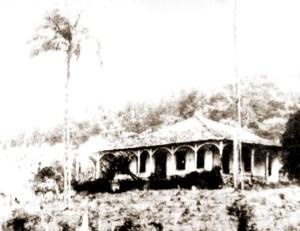 Casa Grande do Engenho sinimbu, onde houve a última batalha da Confederação do Equador