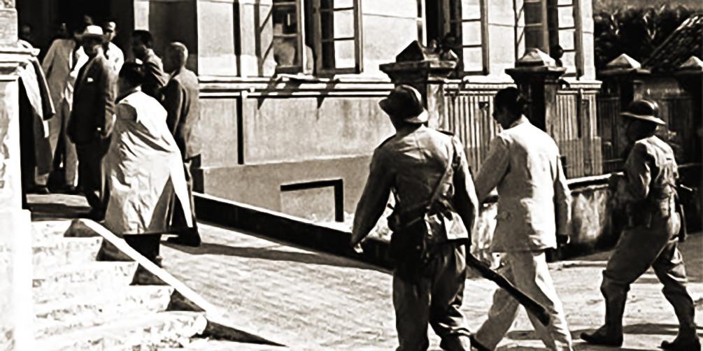 Impeachment de Muniz Falcão e o tiroteio na Assembleia em 1957
