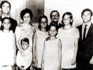 Família de Teotônio Vilela
