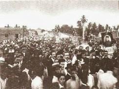 Funeral do Bráulio em Maceió. Mais de 8 mil pessoas.