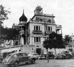 O Bella Vista em 1950
