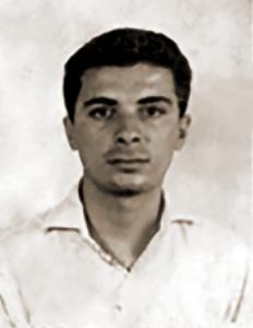 osé Rocha, em foto do DOPSE