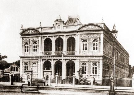 Palácio do Governo em 1911