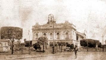 Teatro Deodoro na década de 1910