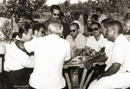 Teotônio Vilela e amigos