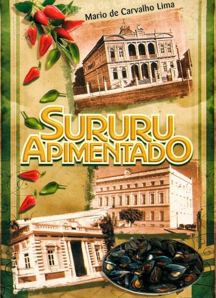Capa do livro Sururu Apimentado