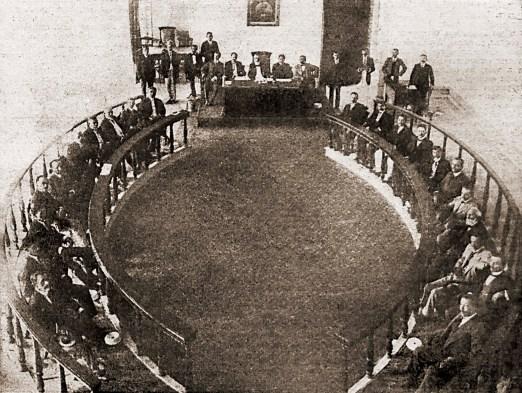Assembleia Legislativa de Alagoas reunida em 1916