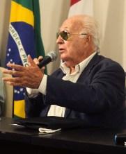 José de Oliveira Costa. Foto de Edberto Ticianeli