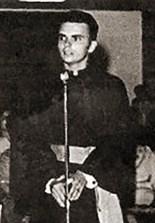 Radjalma Cavalcante era o presidente do DCE e também teve participação decisiva no Cinema de Arte