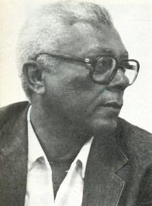 Teófilo Lins quando trabalhava no Jornal de Alagoas