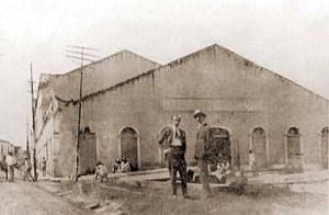 Em 1920, a área reservada para a construção do Palácio do Comércio