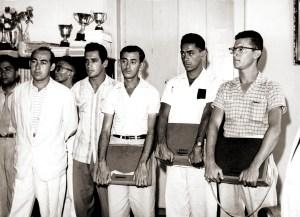 Recenseadores do censo de 1960 em Maceió