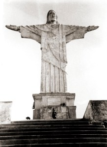 Cristo Redentor no Morro do Cavalete