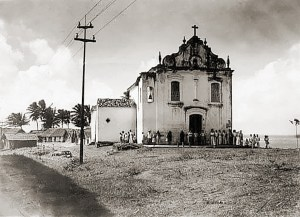 Igreja de N.S. do Ó em 1940