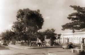 Praça Campelo de Almeida em Anadia, Alagoas
