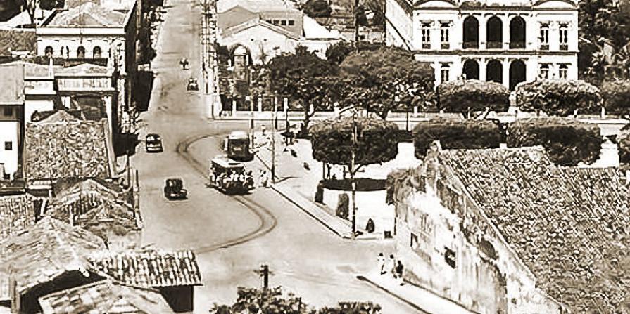 História de uma praça chamada Martírios