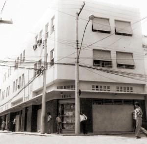 Sede do IBGE em 1976