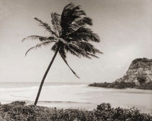 Barra do Taboado em 1957