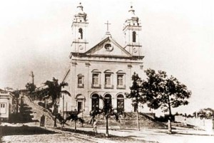 Catedral de Maceió no início do século XX