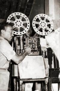 José Amaral no Cine Teatro Pax