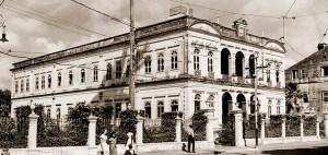 Palácio dos Martírios nos anos 60