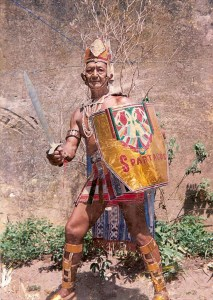 Spartacus de Pedro Tarzan